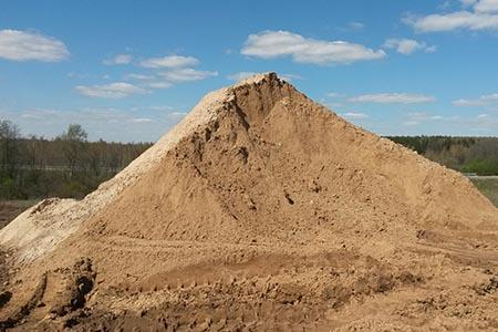 Песок в Апрелевке